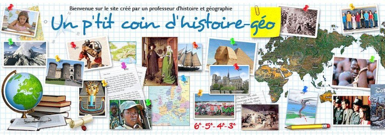 Histoire géographie enseignement moral et civique au collège